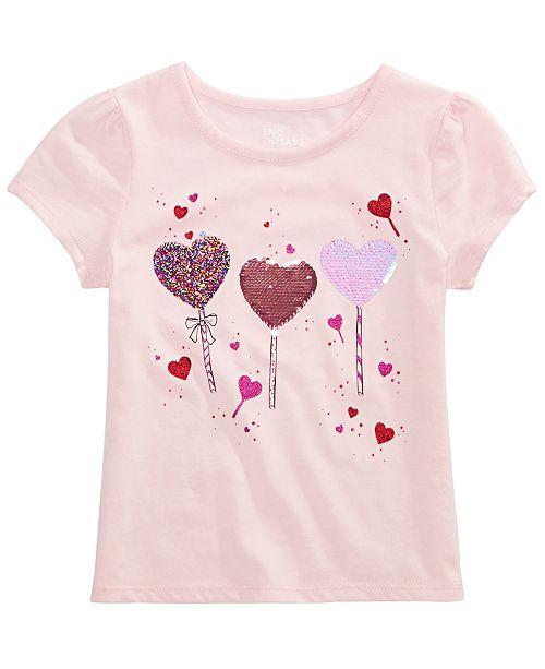 ba2853ad2f8 ... Epic Threads Little Girls Flip Sequin Heart T-Shirt