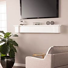 Hendricks Fireplace Mantel Shelf