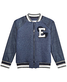 Epic Threads Toddler Boys Quilted Jacket, Created for Macy's