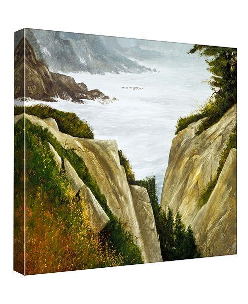 PTM Images Sur Shore Decorative Canvas Wall Art