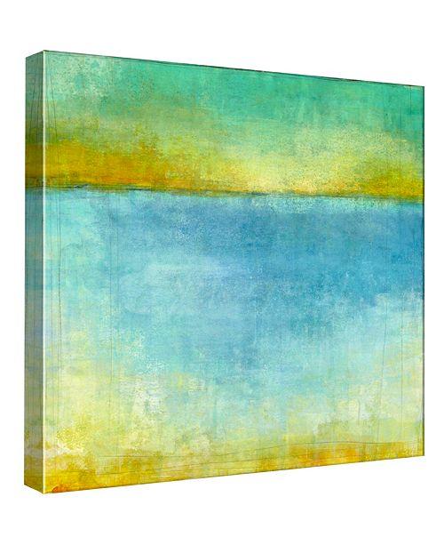 PTM Images Sea Ii Decorative Canvas Wall Art