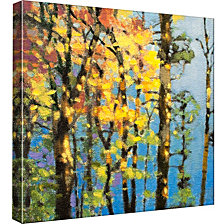Ptm Images,Autumn In The Olympics Decorative Canvas Wall Art