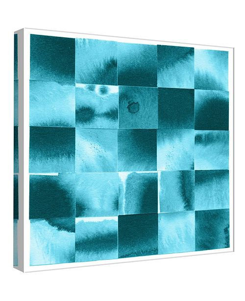 PTM Images Squares 2 Decorative Canvas Wall Art