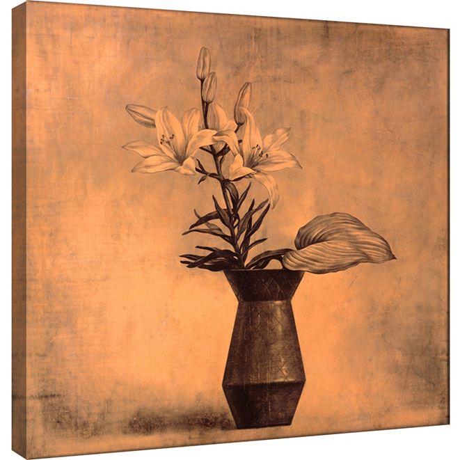PTM Images Dusk Decorative Canvas Wall Art
