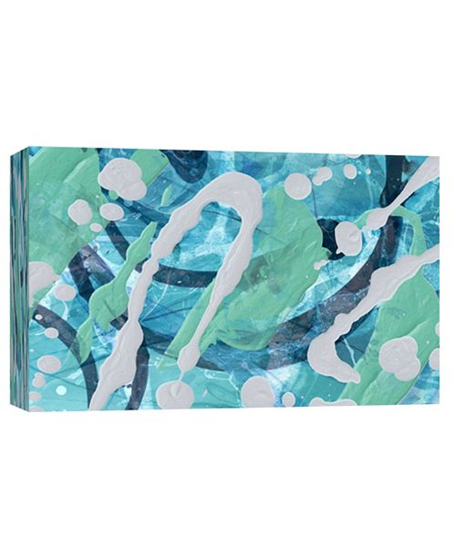 PTM Images Abstract 1 Decorative Canvas Wall Art