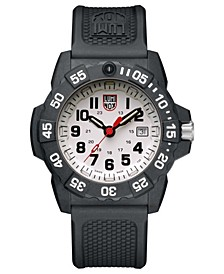 Navy Seal 3500 Series Black Strap White Dial Mens Watch - 3507