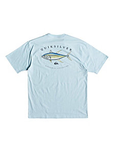 Quiksilver Waterman Men's Dormant Rishiri Tshirt
