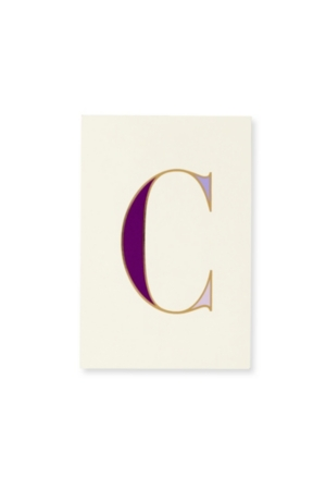 Kate Spade New York It's Personal Initial Collection Notepad, C
