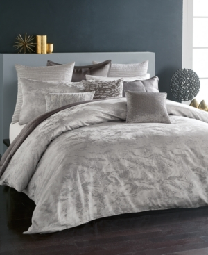 Image of Donna Karan Collection Luna Full/Queen Duvet Bedding