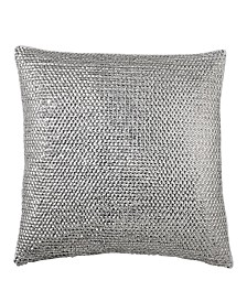 Donna Karan Collection Luna Sequin Decorative Pillow