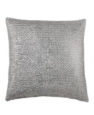 Image of Donna Karan Collection Luna Sequin Decorative Pillow Bedding