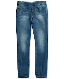 Tommy Hilfiger Adaptive Women's Pull-on Jeans with Elastic Waist
