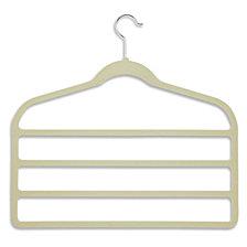 Honey Can Do 10-Pc. Velvet Pant and Skirt Hangers