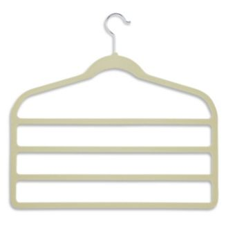 Honey Can Do 10-Pc. Velvet Pant and Skirt Hangers & Reviews - Cleaning & Organization - Home - Macy s