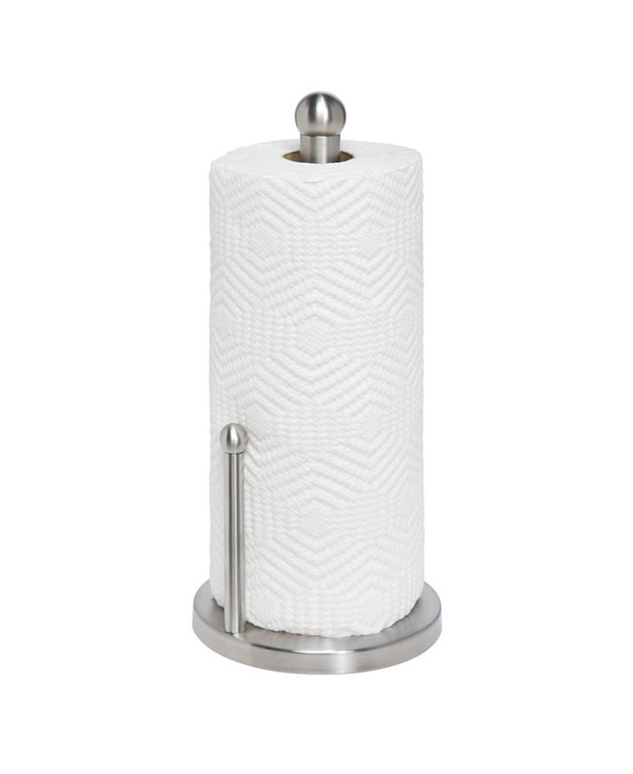 Honey Can Do - Stainless Steel Paper Towel Holder