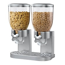 Zevro by Honey Can Do Double Cereal Dispenser