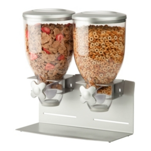 Zevro by Honey Can Do Pro Model Double Cereal Dispenser
