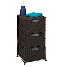 3-Drawer Rolling Cart
