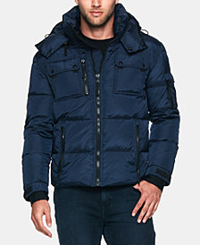S13 Men's Water Resistant Puffer Coat