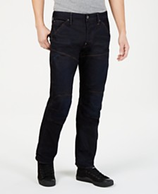 G-Star RAW Men's 5620 Elwood Straight-Leg Jeans, Created for Macy's