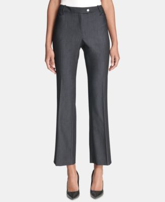 Image of Calvin Klein Modern Fit Trousers