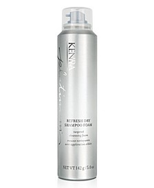 Platinum Refresh Dry Shampoo Foam, 5-oz., from PUREBEAUTY Salon & Spa