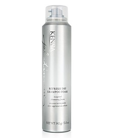 Kenra Professional Platinum Refresh Dry Shampoo Foam, 5-oz., from PUREBEAUTY Salon & Spa