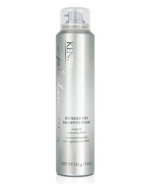 Kenra Professional Platinum Refresh Dry Shampoo Foam, 5-oz., from PUREBEAUTY Salon & Spa