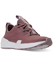 Nike Women's Ashin Modern Leather Casual Sneakers from Finish Line
