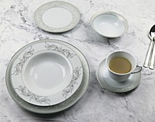 Olympia Mix and Match 57-PC Dinnerware Set, Service for 8