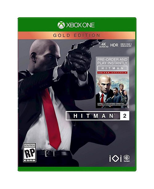 Xbox 1 Hitman 2 Gold Edition Reviews Home Macy S