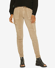 Silver Jeans Co. Skinny Cargo Jeans