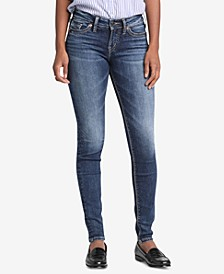 Suki Curvy-Fit Skinny Jeans