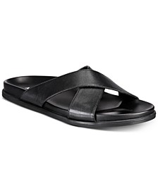 Men's Codi Cross Sandals, Created for Macy's