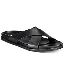 Alfani Men's Codi Cross Sandals, Created for Macy's