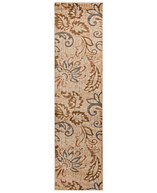 "Surya Riley RLY-5023 Pear 2' x 7'5"" Runner Area Rug"