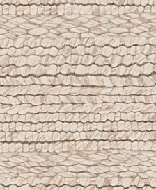 "Tahoe TAH-3700 Cream 1'6"" x 1'6"" Square Swatch"