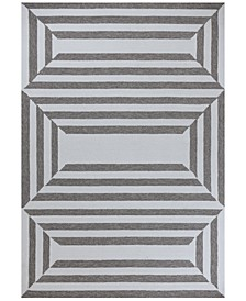 Hamptons Emerson 7' Indoor/Outdoor Square Area Rug