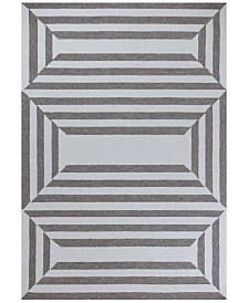Libby Langdon Hamptons Emerson 5' x 7' Indoor/Outdoor Area Rug