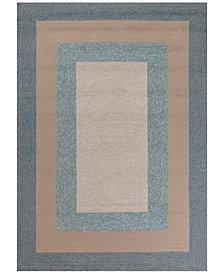 Libby Langdon Hamptons Highview 7' Indoor/Outdoor Square Area Rug