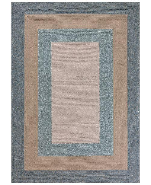 """Libby Langdon Hamptons Highview 1'9"""" x 2'10"""" Indoor/Outdoor Area Rug"""