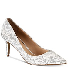 Zuri Evening Pumps