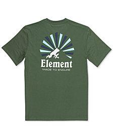 Element Men's Rising Graphic T-Shirt