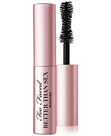 Travel Size Better Than Sex Mascara, 0.17 oz