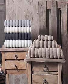 Vague Turkish Cotton Bath Towel Collection