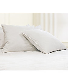 Blue Ridge 230 Thread Count 100% Cotton Feather 2-Pack of Euro Pillows