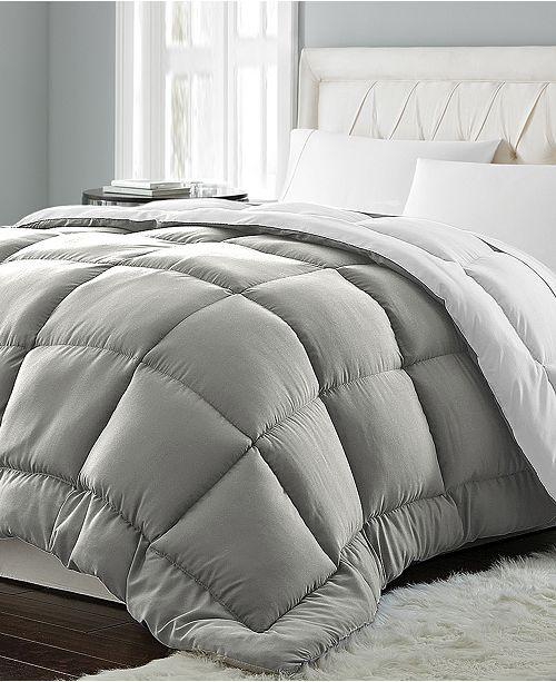 Blue Ridge 1000 Thread Count 100% Pima Cotton Comforloft® Down Alternative Twin Comforter