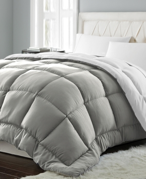 1000 Thread Count 100% Pima Cotton Comforloft Down Alternative Twin Comforter