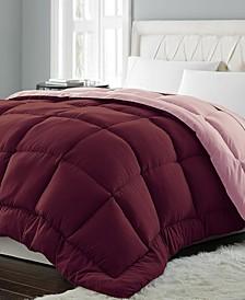 Reversible Down Alternative Full/Queen Comforter