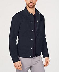 Alfani Men's Denim Jacket, Created for Macy's